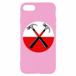 Чохол для iPhone SE 2020 Pink Floyd Main Logo