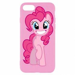 Чехол для iPhone SE 2020 Pinkie Pie smile