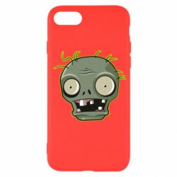 Чохол для iPhone SE 2020 Plants vs zombie head