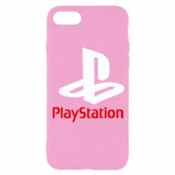 Чехол для iPhone SE 2020 PlayStation