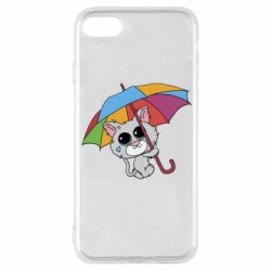 Чохол для iPhone SE 2020 Plush cat