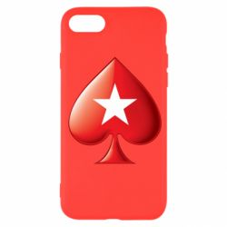 Чохол для iPhone SE 2020 Poker Stars 3D Logo