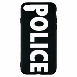 Чехол для iPhone SE 2020 POLICE