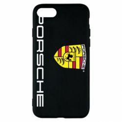 Чехол для iPhone SE 2020 Porsche