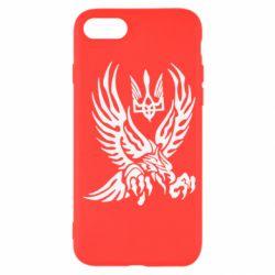 Чохол для iPhone SE 2020 Птах та герб