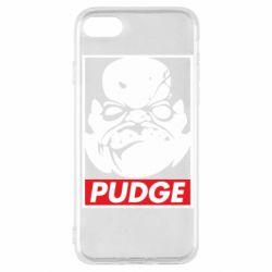 Чехол для iPhone SE 2020 Pudge Obey