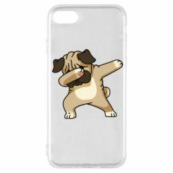 Чохол для iPhone SE 2020 Pug Swag