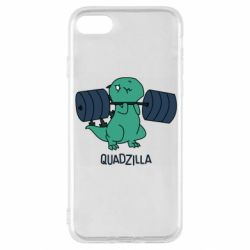 Чохол для iPhone SE 2020 Quadzilla