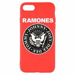 Чохол для iPhone SE 2020 Ramones