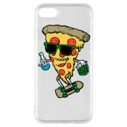 Чехол для iPhone SE 2020 Rasta pizza