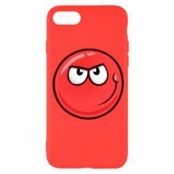 Чехол для iPhone SE 2020 Red Ball game