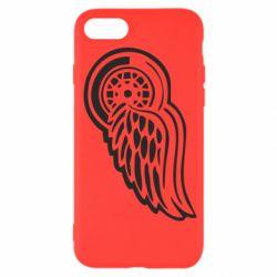 Чехол для iPhone SE 2020 Red Wings