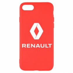 Чохол для iPhone SE 2020 Renault logotip