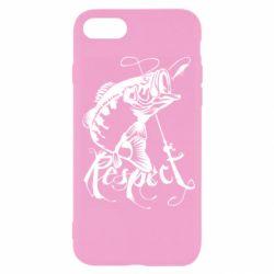 Чохол для iPhone SE 2020 Respect fish