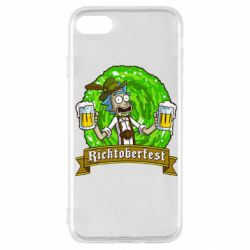 Чехол для iPhone SE 2020 Ricktoberfest