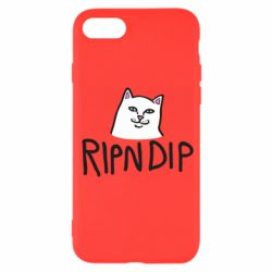 Чохол для iPhone SE 2020 Ripndip and cat