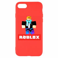 Чехол для iPhone SE 2020 Roblox Cool