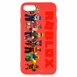 Чохол для iPhone SE 2020 Roblox team