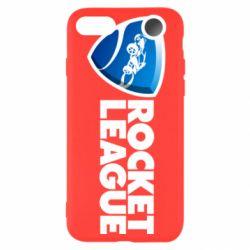 Чохол для iPhone SE 2020 Rocket League logo