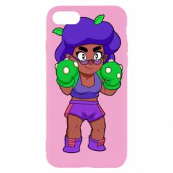 Чехол для iPhone SE 2020 Rosa Brawl stars
