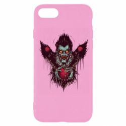Чехол для iPhone SE 2020 Ryuk the god of death