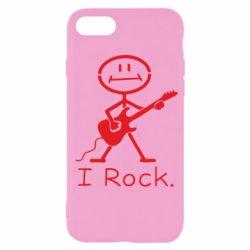 Чохол для iPhone SE 2020 З гітарою