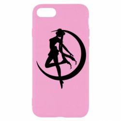 Чохол для iPhone SE 2020 Sailor Moon