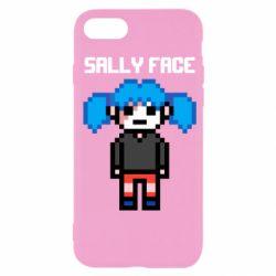 Чохол для iPhone SE 2020 Sally face pixel
