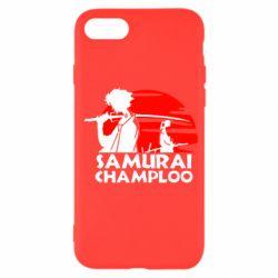 Чохол для iPhone SE 2020 Samurai Champloo