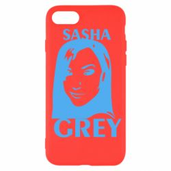 Чохол для iPhone SE 2020 Sasha Grey