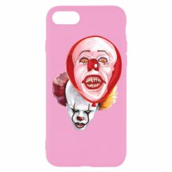 Чохол для iPhone SE 2020 Scary Clown
