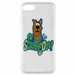 Чехол для iPhone SE 2020 Scooby Doo!