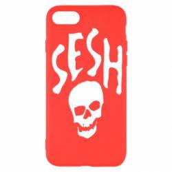 Чехол для iPhone SE 2020 Sesh skull