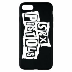 Чехол для iPhone SE 2020 sex pistols