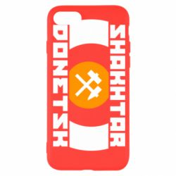 Чехол для iPhone SE 2020 Shakhtar Donetsk