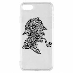 Чохол для iPhone SE 2020 Sherlock Holmes