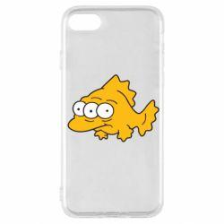 Чохол для iPhone SE 2020 Simpsons three eyed fish