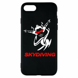 Чохол для iPhone SE 2020 Skidiving