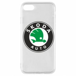Чохол для iPhone SE 2020 Skoda Small