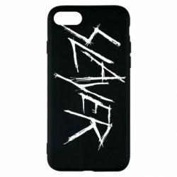 Чехол для iPhone SE 2020 Slayer scratched