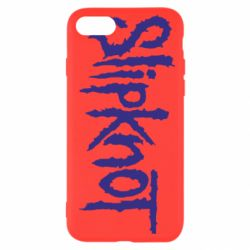 Чехол для iPhone SE 2020 Slipknot