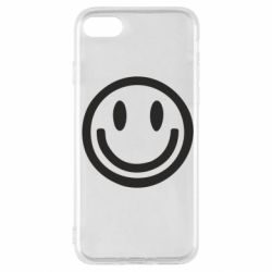 Чехол для iPhone SE 2020 Смайлик