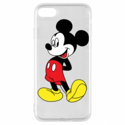 Чехол для iPhone SE 2020 Smiling Mickey