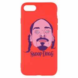 Чехол для iPhone SE 2020 Snoop Dogg