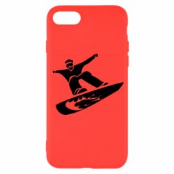 Чохол для iPhone SE 2020 Snow Board