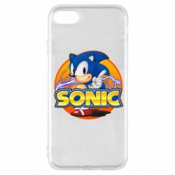 Чохол для iPhone SE 2020 Sonic lightning
