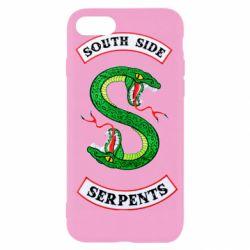 Чехол для iPhone SE 2020 South side serpents
