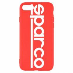 Чехол для iPhone SE 2020 Sparco