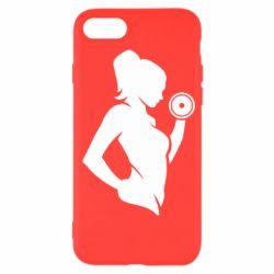 Чохол для iPhone SE 2020 Sports Girl