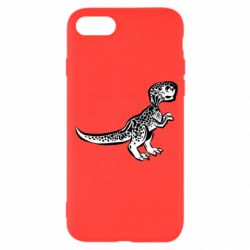 Чохол для iPhone SE 2020 Spotted baby dinosaur